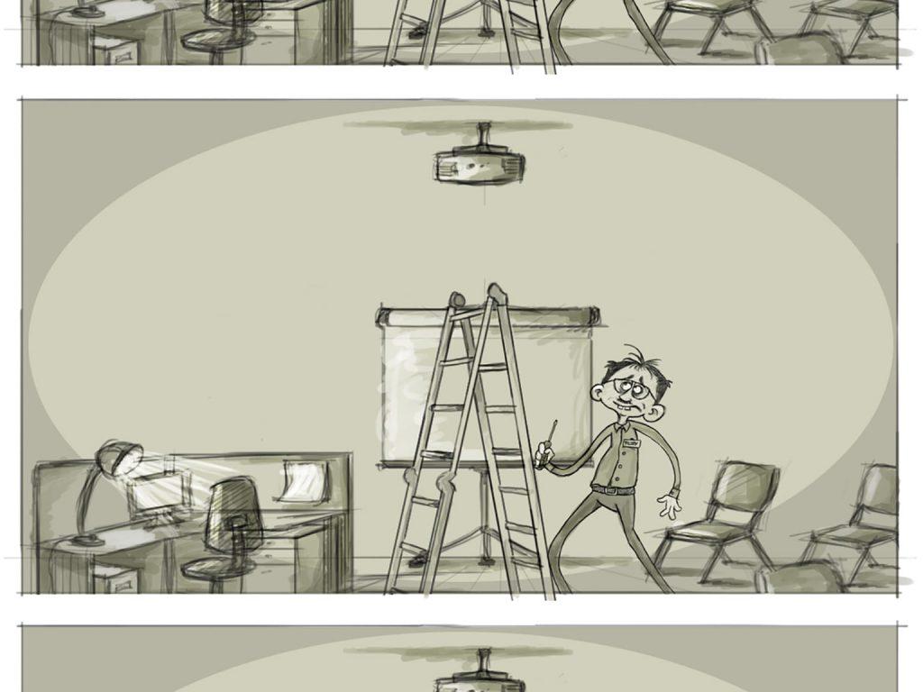 BenQ Storyboard