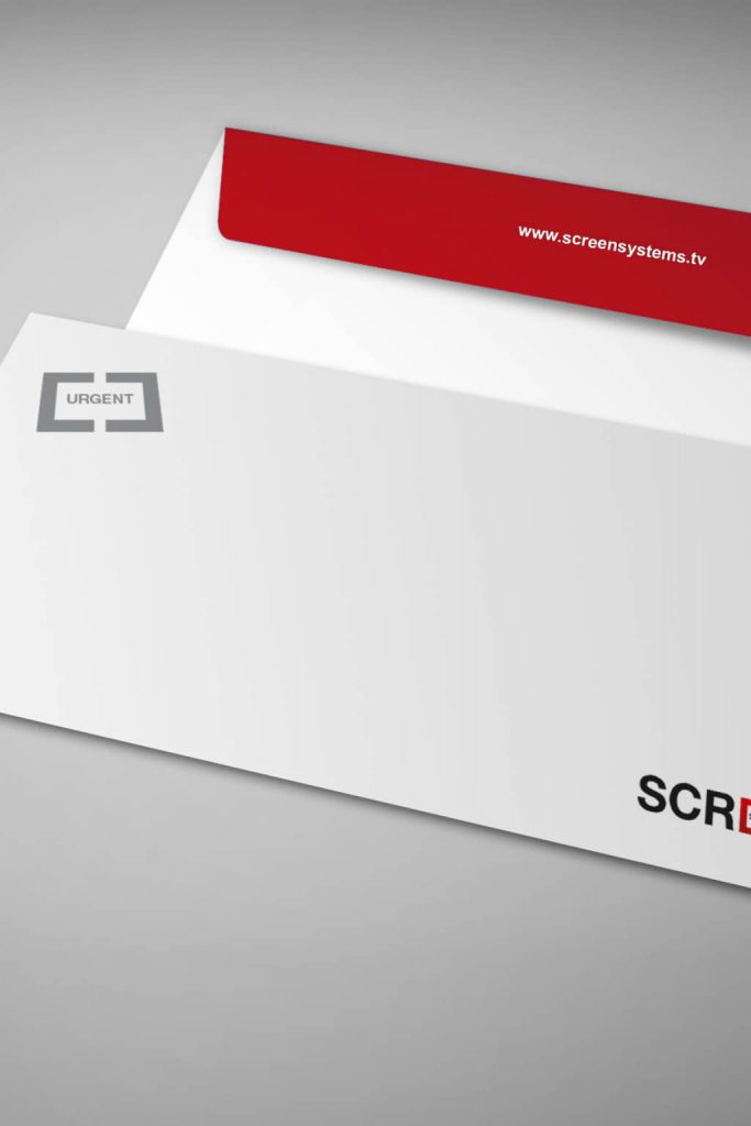 Screen Stationery