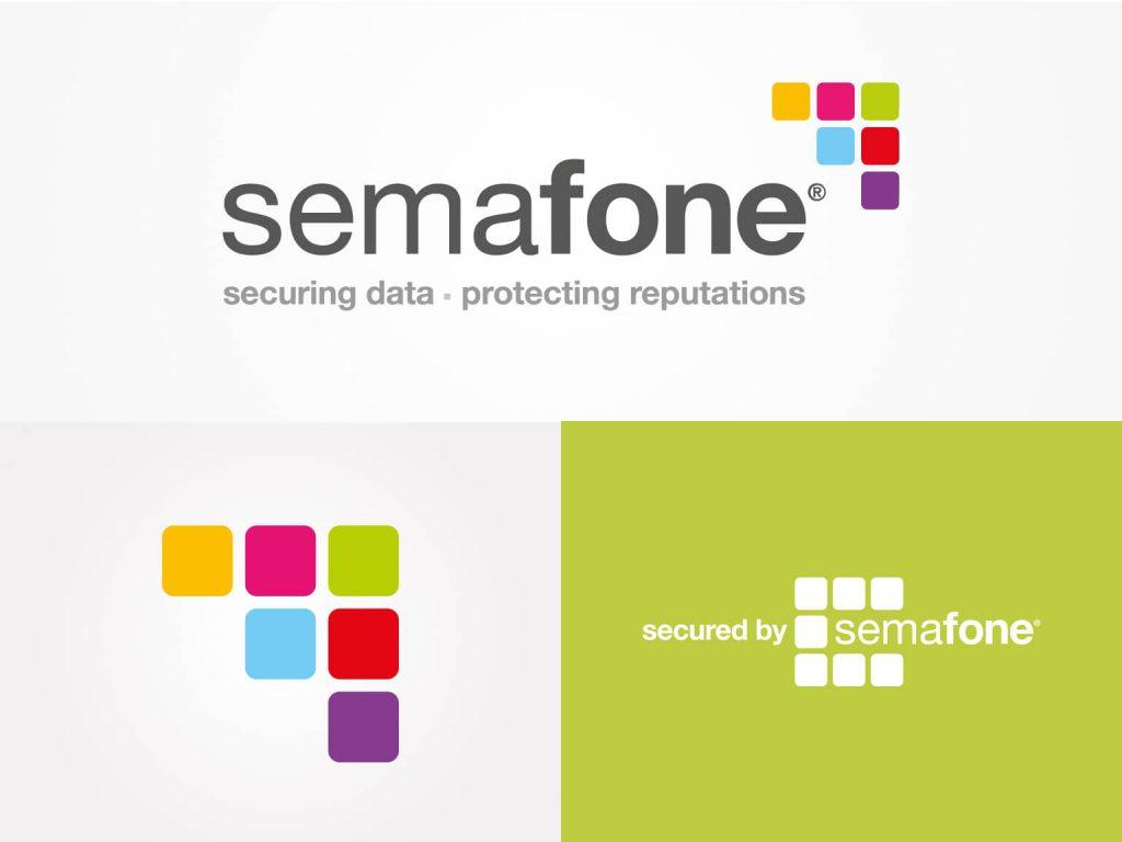 Semafone Branding