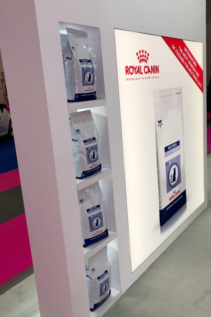 Royal Canin Exhibition Design & Build