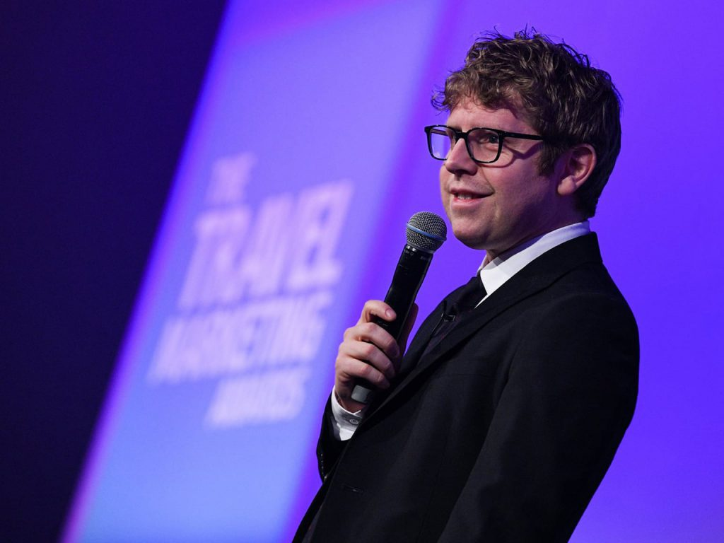 Josh Widdicombe. Photo: TTMA